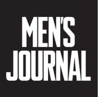 Men's Journal logo and link